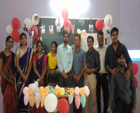 Teacher's day celebration on 5th September