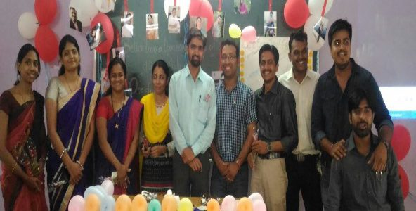 Teacher's day celebration on 5th September