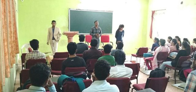 Guest Lecture by French Language Expert-MBA